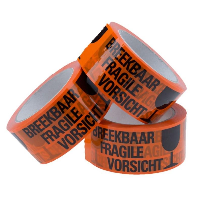 Waarschuwingstape en -etiketten
