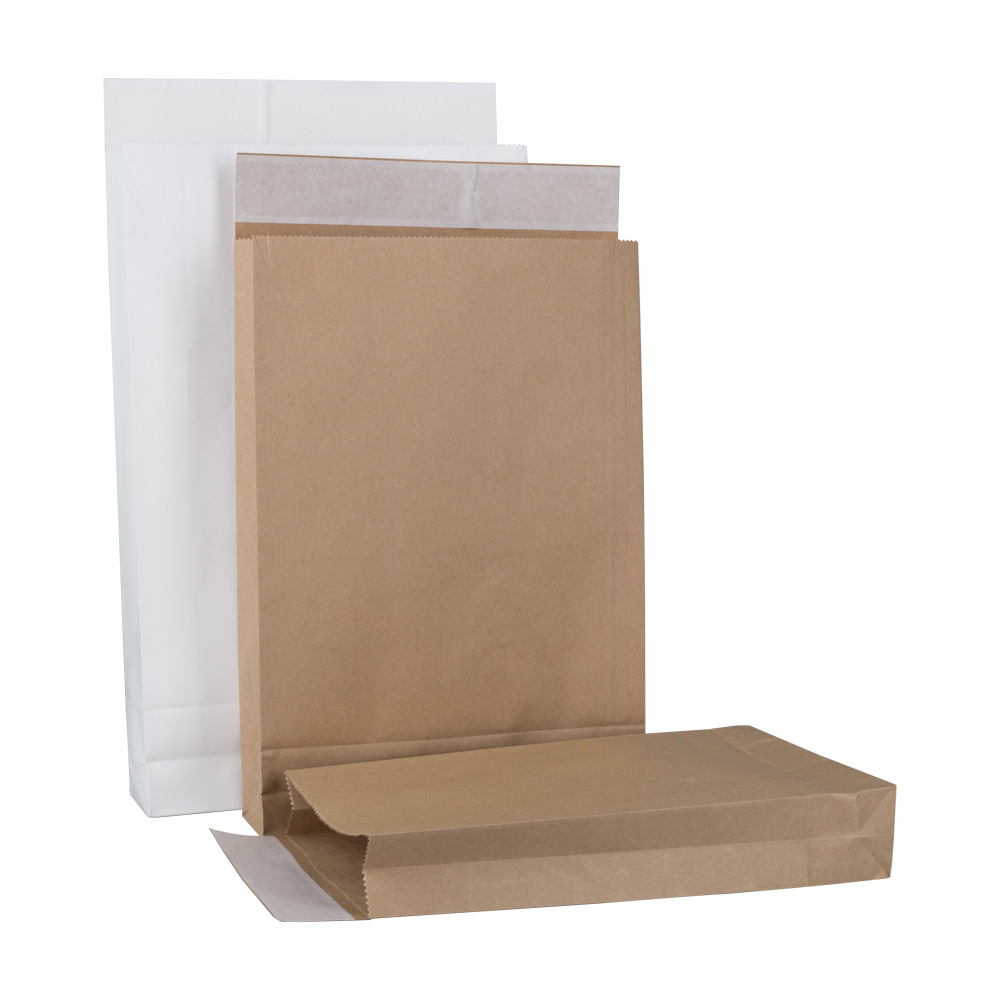 Papieren verzendzakken