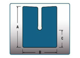 Schuimprofiel RS-profiel