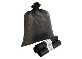 Grijze vuilniszakken